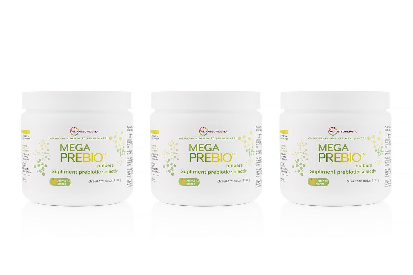 Fotografie de produs probiotice MegaSpore