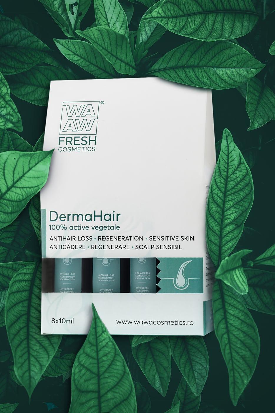 Fotografie de produs. Drema Hair WAWA-Fresh-Cosmetics