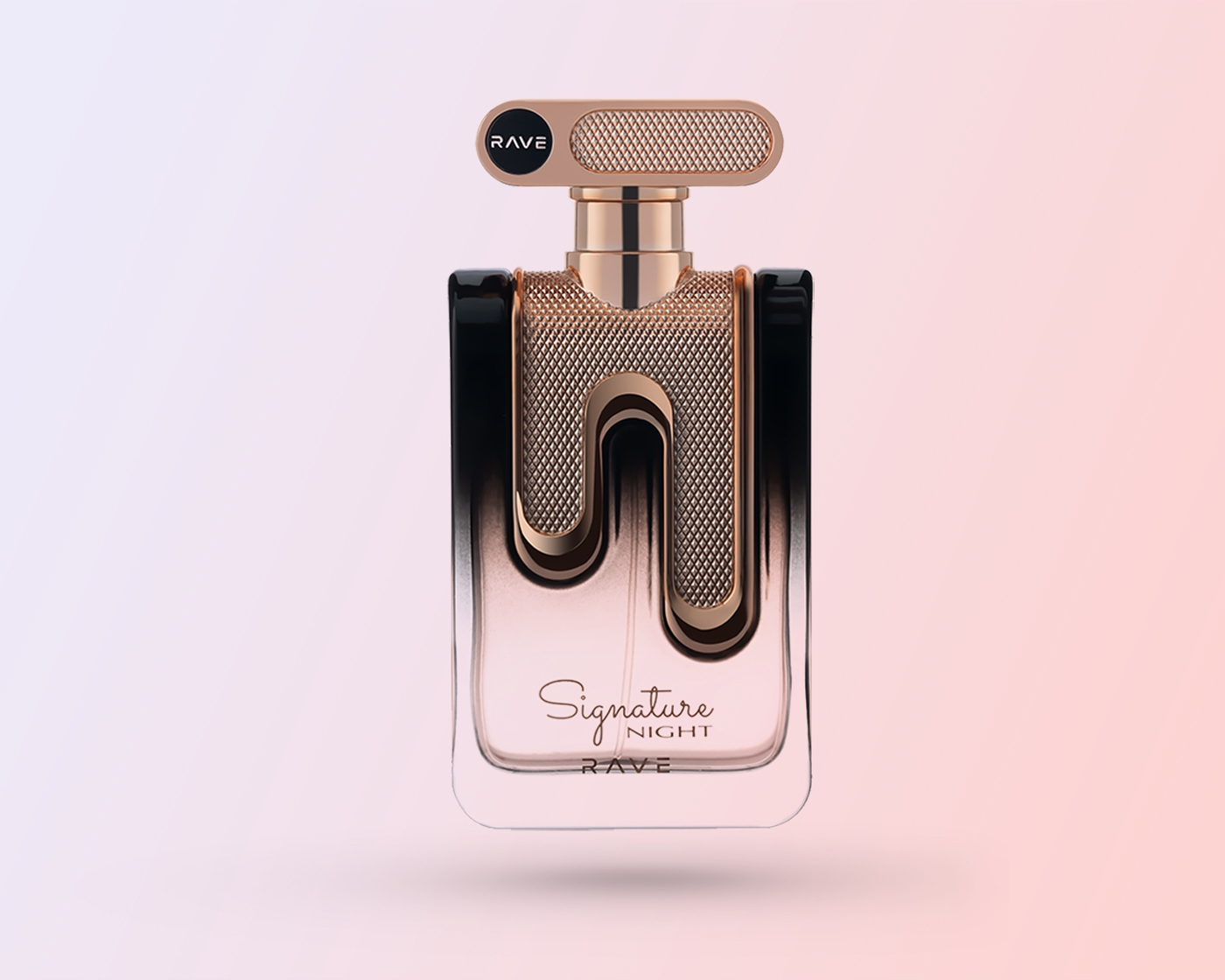 Fotografie produs parfum RAVE RADA PERFUMES